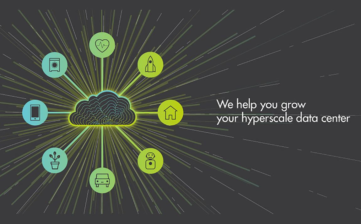 Nexans data center solutions : we help you grow your hyperscale datacenter