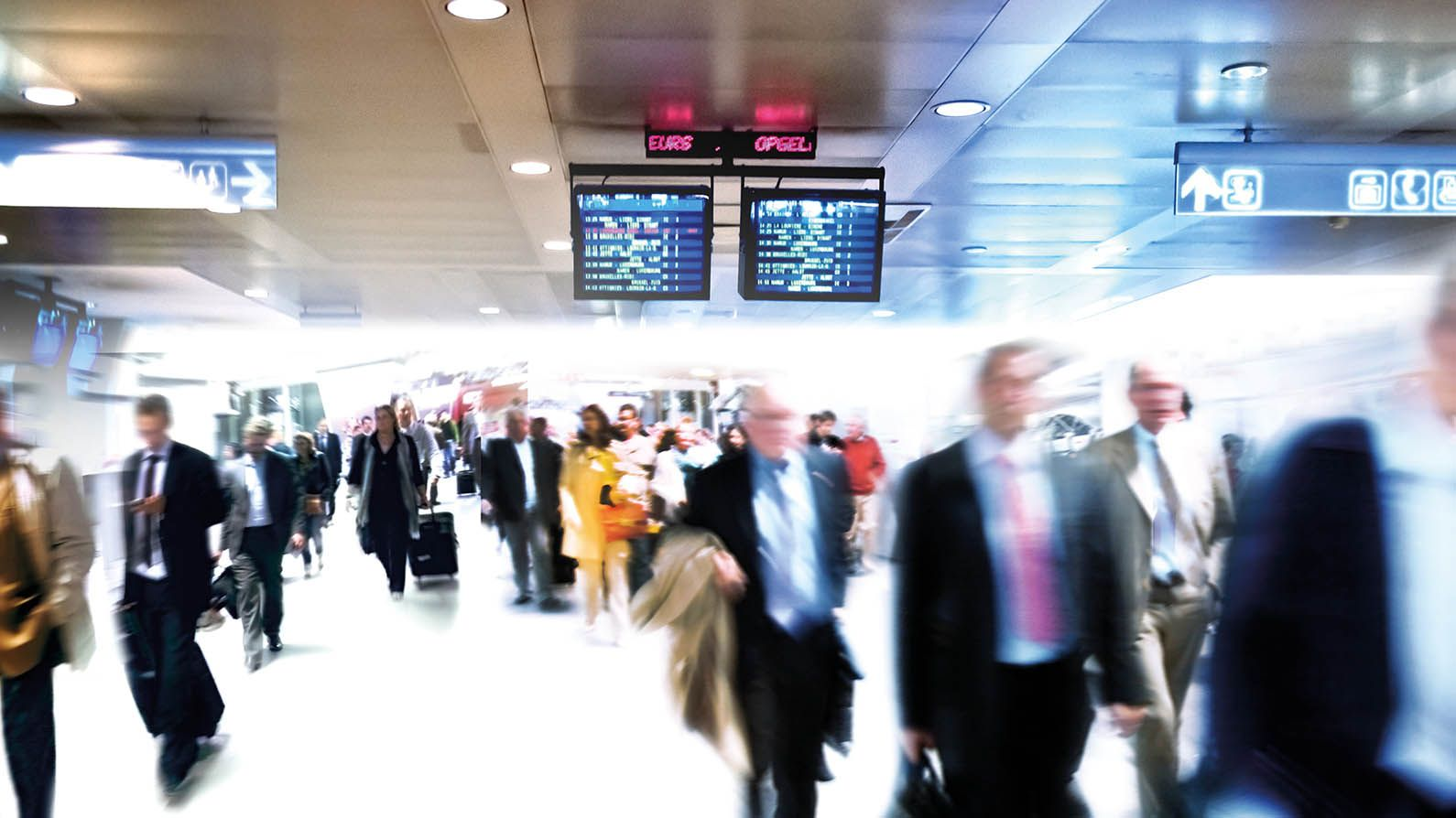 Safety, security and reliability for airport infrastructures
