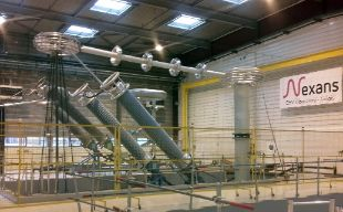 Nexans Calais High Voltage Test Laboratory