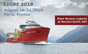 Nexans at CIGRE 2018